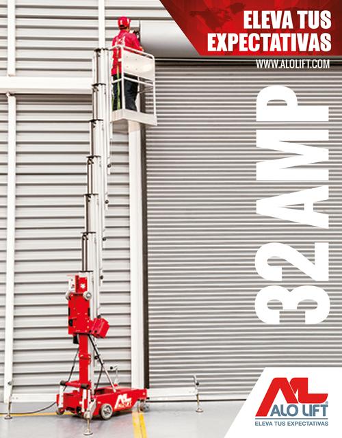 Alo Lift 32 AMP